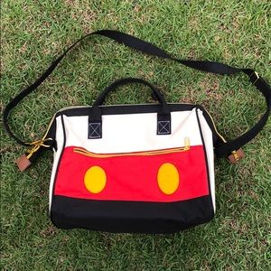 Disney Japan Mickey Mouse shoulder/arm Bag